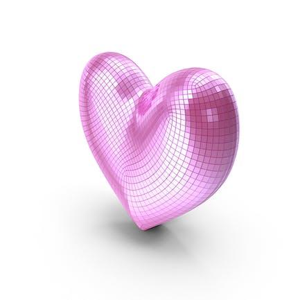 Святой Валентин Символ Зеркало Сердце