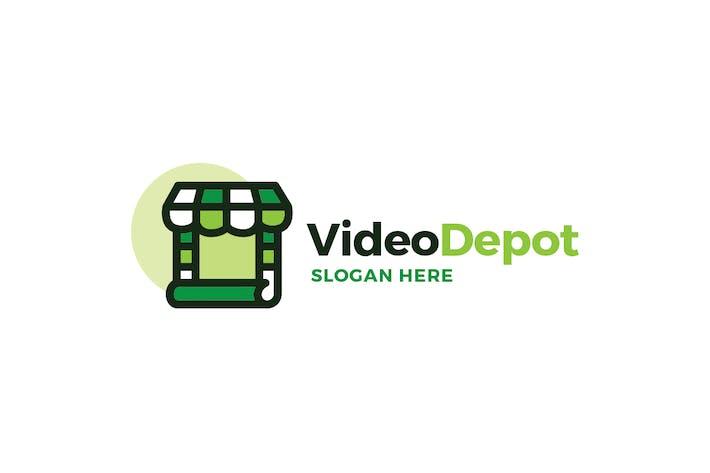 Thumbnail for Video Depot Logo