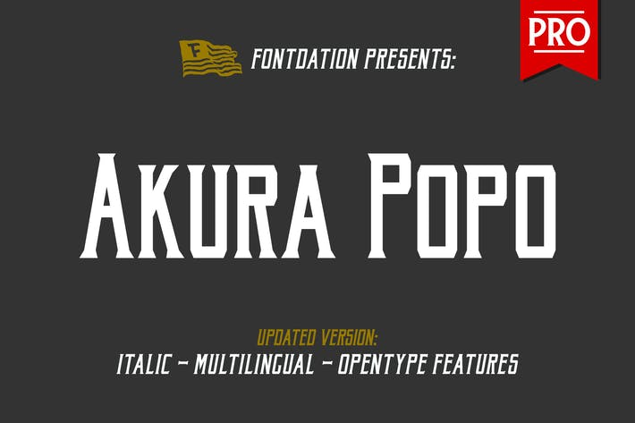 Cover Image For Akura Popo Pro