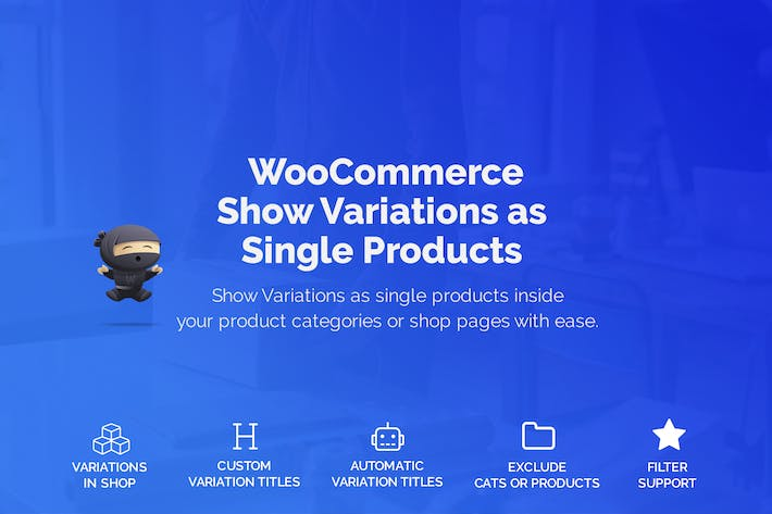 Thumbnail for WooCommerce Variations as Single Products