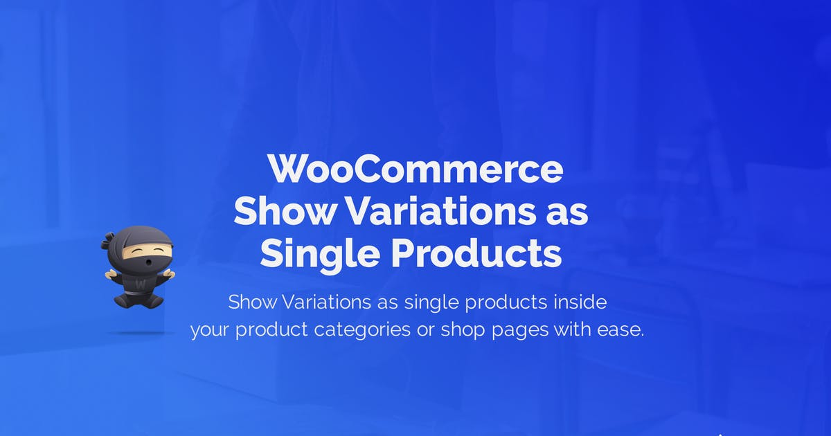 Download WooCommerce Variations as Single Products by welaunch