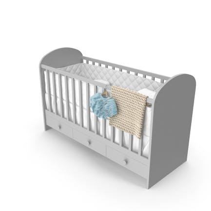 Baby-Krippe