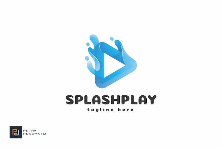 Thumbnail for Splash Play - Logo Template