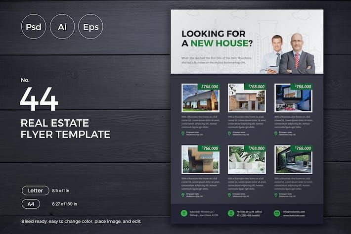 Thumbnail for Slidewerk - Real Estate Flyer 44