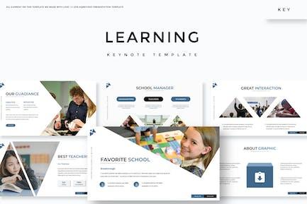Learning - Keynote Template