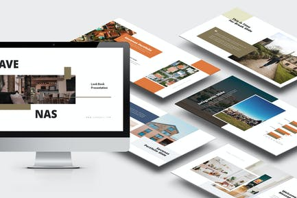 Savenas : Property Real Estate Agent Keynote
