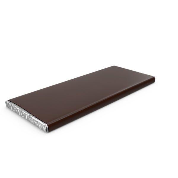 Schokoladenriegel Wrapper