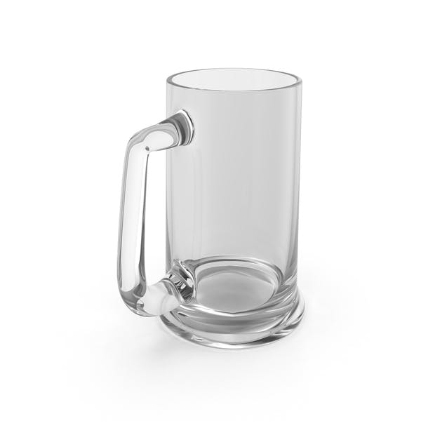 Cover Image for Empty Beer Mug