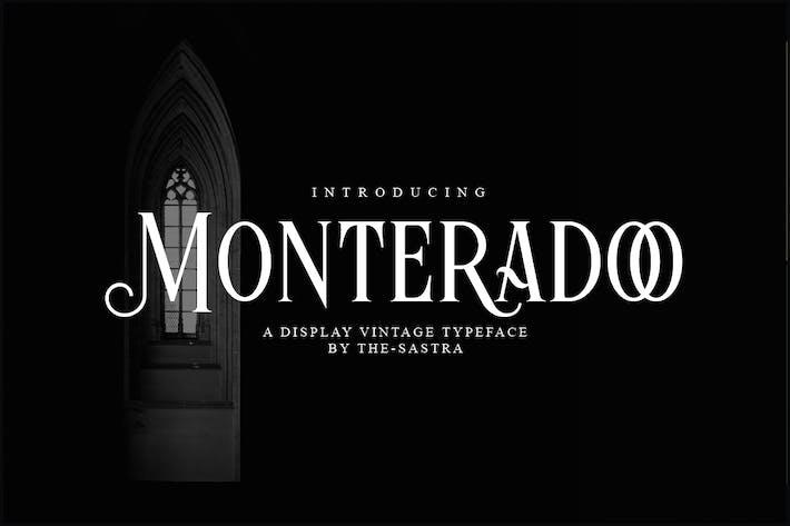 Thumbnail for Monteradoo
