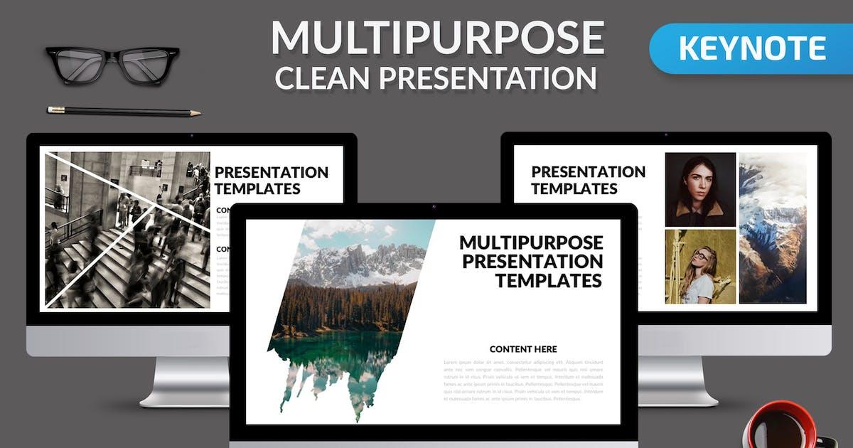 Download Multipurpose Keynote Presentation by mamanamsai