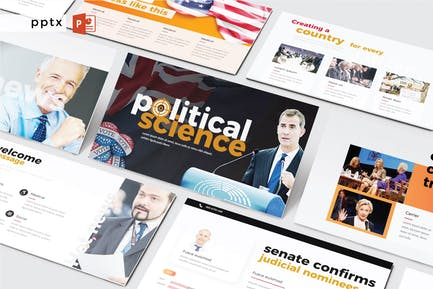 POLITICAL SCIENCE - Powerpoint V591