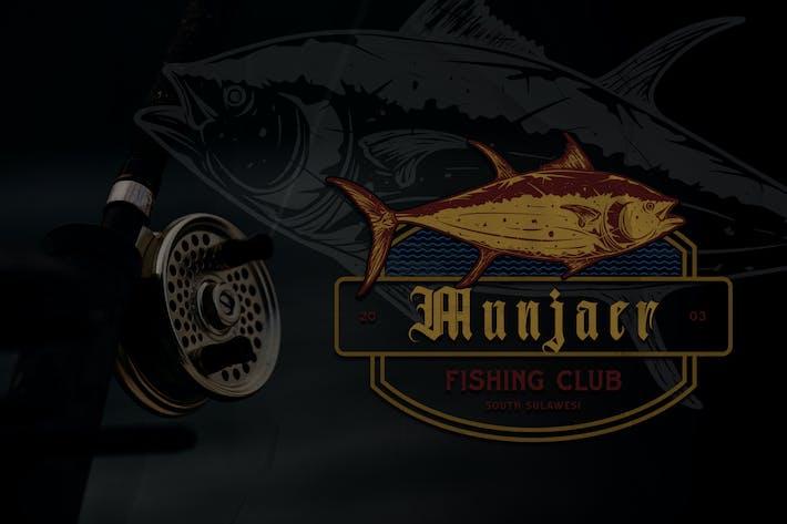 Thumbnail for Fishing Badge No.2