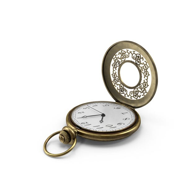Cover Image for Pocket Watch