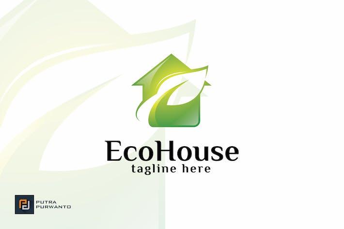 Thumbnail for Eco House - Logovorlage