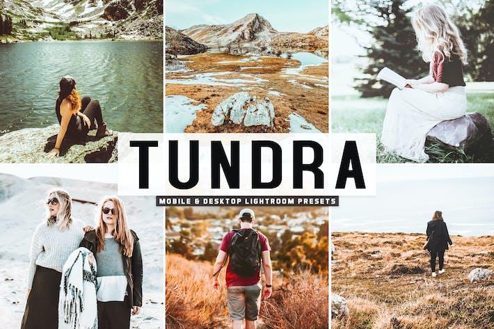 Thumbnail for Tundra Mobile & Desktop Lightroom Presets