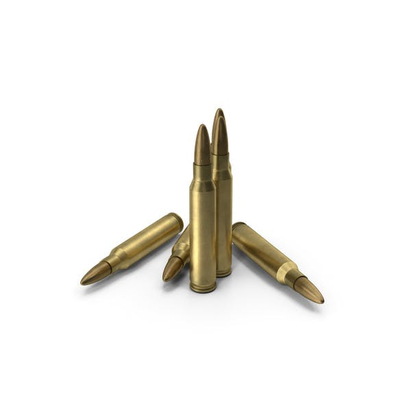 5.56х45 NATO Cartridge