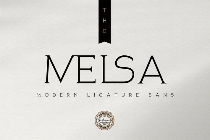 Thumbnail for The Melsa - Modern ligadura sin
