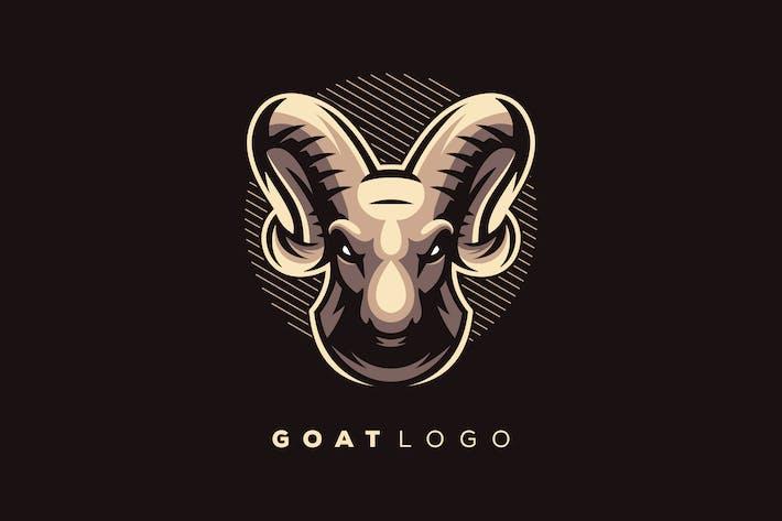 Thumbnail for Goat Logo design