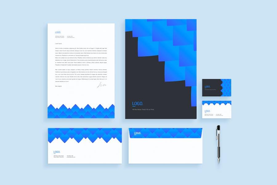 BLUU - Business Identity Pack