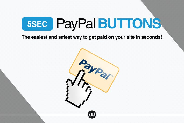 Thumbnail for 5sec PayPal Buttons