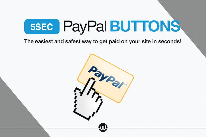 5sec PayPal Buttons