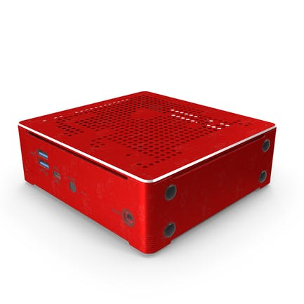 Mini PC Red Used