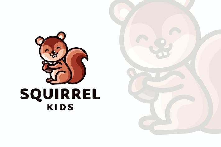 Thumbnail for Mock-up Squirrel Kids