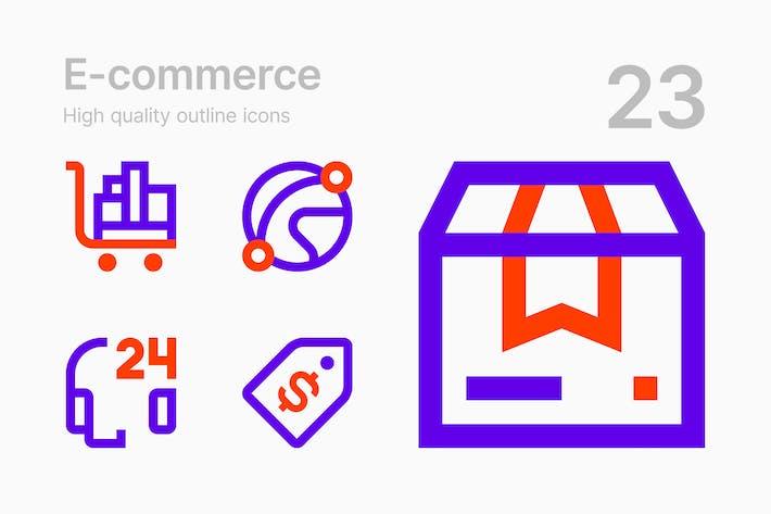 Thumbnail for Comercio electrónico