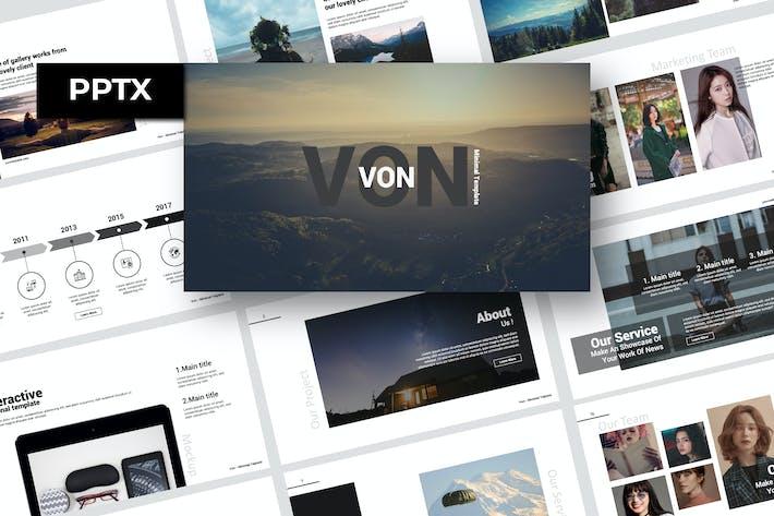 Thumbnail for Von Powerpoint