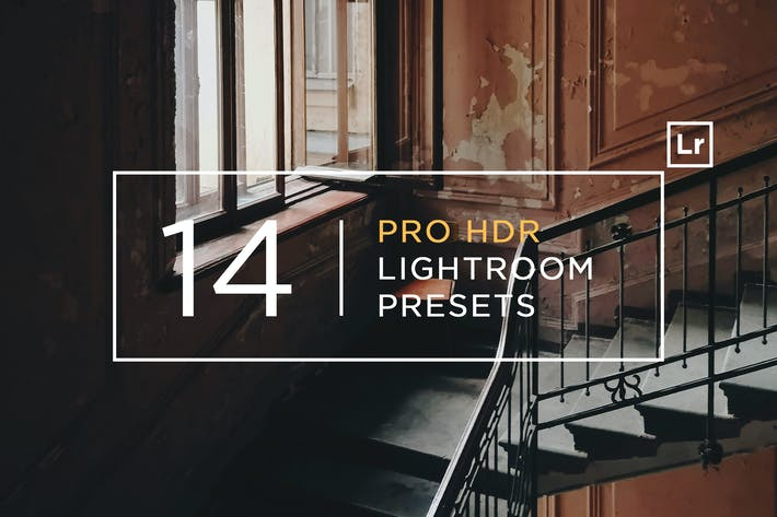 Thumbnail for 14 Pro HDR Lightroom Presets Part 2