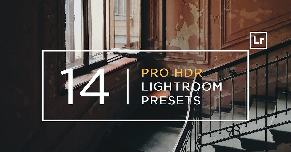 Download 14 Pro HDR Lightroom Presets Part 2 by zvolia