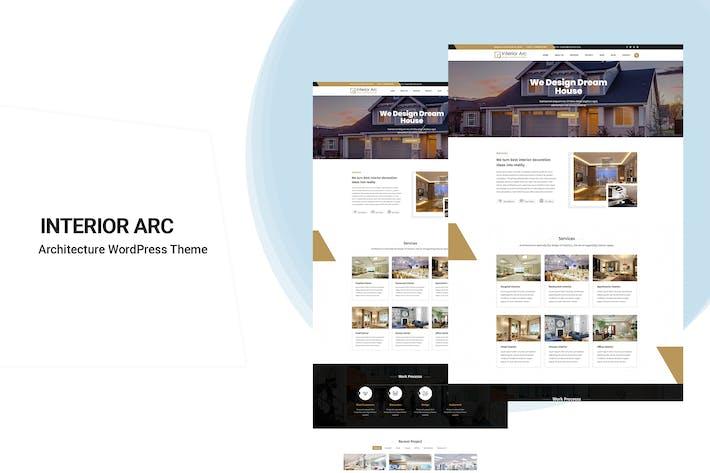 Thumbnail for Interior Arc - Architecture WordPress Theme