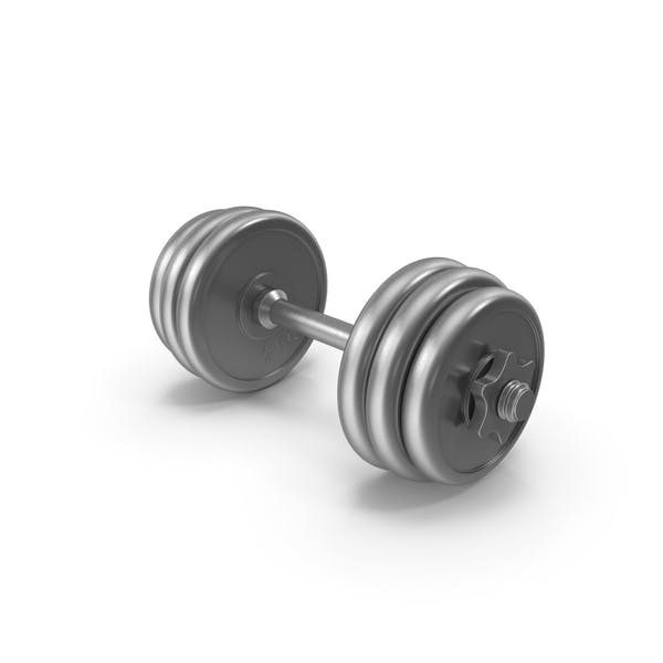 Dumbbell Chrome