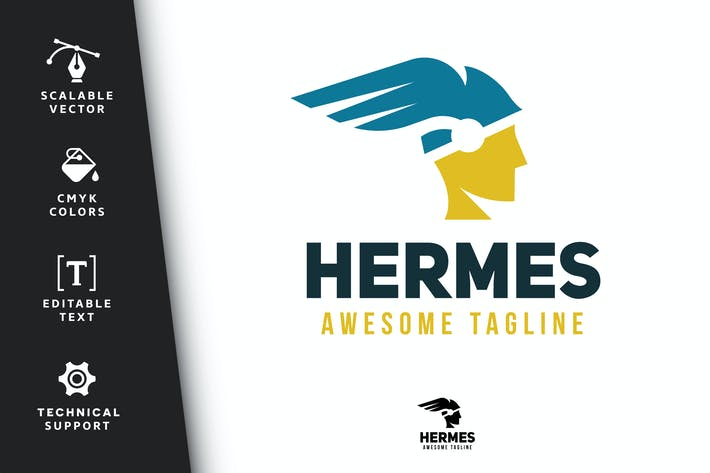 Thumbnail for Hermes Logo