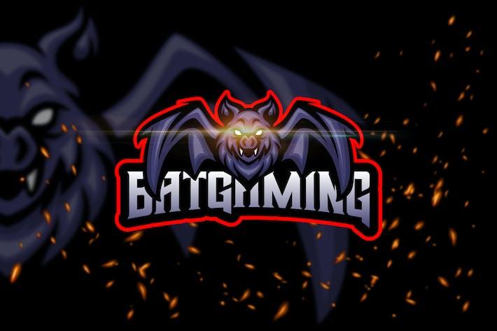 Thumbnail for Bat Gaming - Esport & Mascot Logo Template