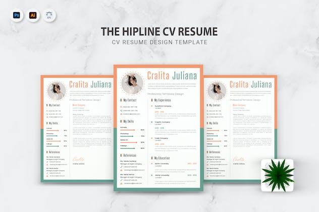Hipline CV Resume