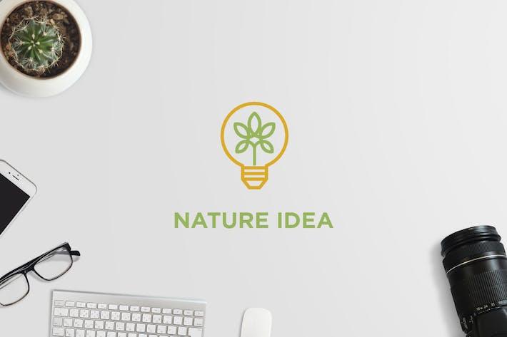 Thumbnail for Nature Idea Logo