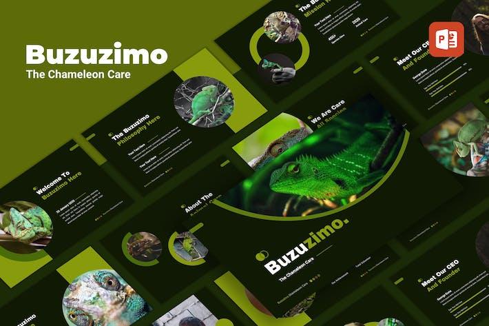 Thumbnail for Buzunismo - Animal Care PowerPoint Template