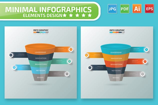 Funnel Infographic Design - product preview 0