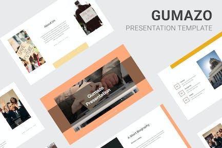 Gumazo - Political Purposes Google Slides
