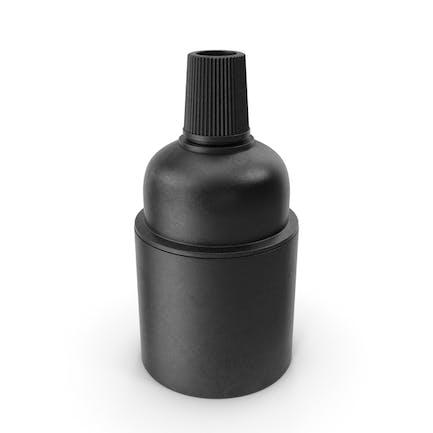 Lamp Socket Black