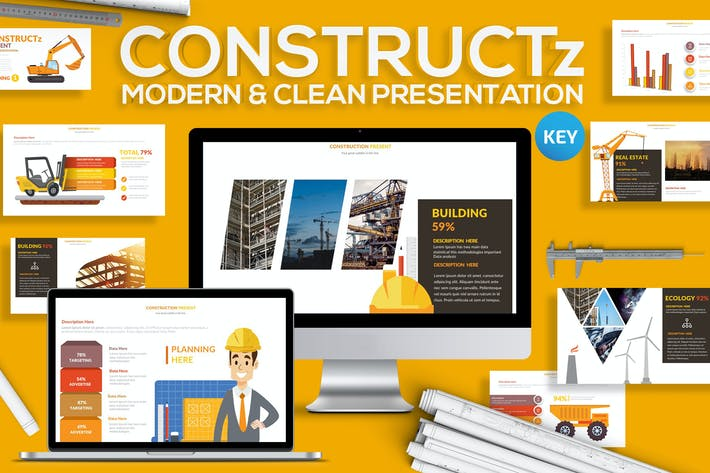 Thumbnail for Construction Keynote