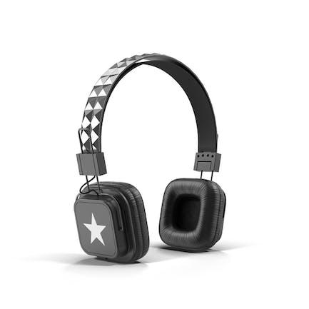 Kopfhörer mit Nieten