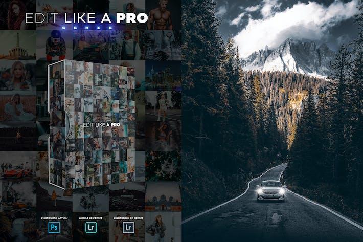 Редактировать как PRO 31-й - Photoshop & Lightroom