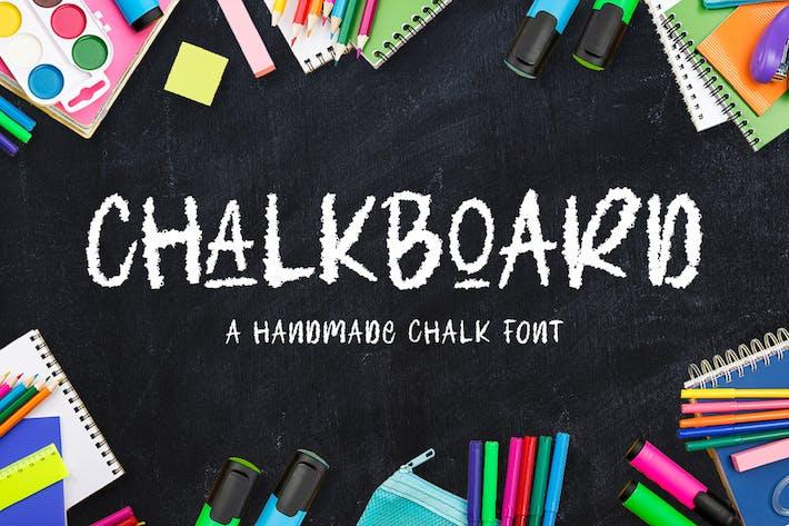 Thumbnail for Chalk Font