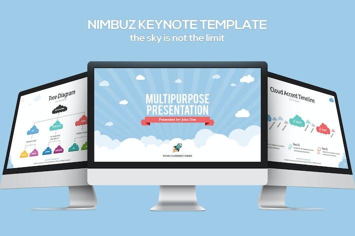 Thumbnail for Nimbuz Keynote Template