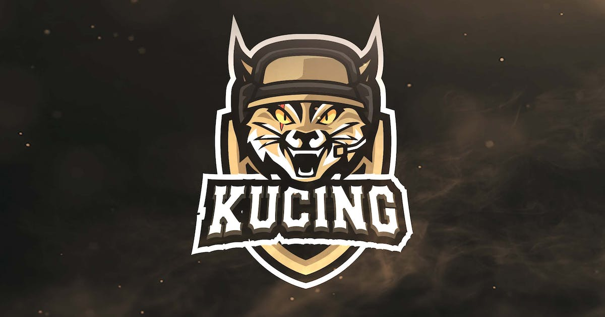 Download Cat Sport and Esports Logos by ovozdigital