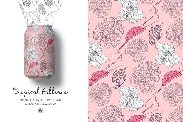 Thumbnail for Tropical Patterns