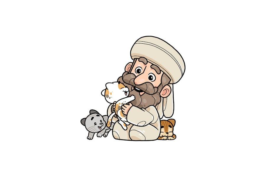 Arabian Companion Vol.3 - Character RG