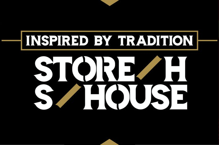 Thumbnail for Storehouse Font